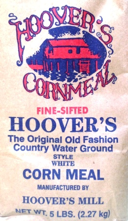 Hoover's Fine Ground Corn Meal